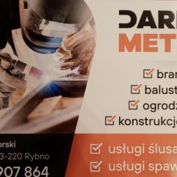 Dark Metal - Naprawa Okien Rybno