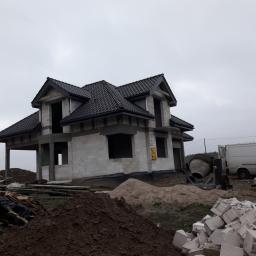 Usługi dekarsko budowlane - Budowa domów Morąg