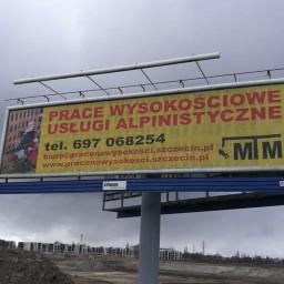 MTM Prace na wysokości. Montaż paneli fotowoltaicznych - Fotowoltaika Szczecin
