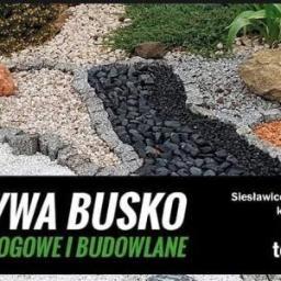 Kruszywa Busko Marcin Korepta - Żwir Biały Busko-Zdrój