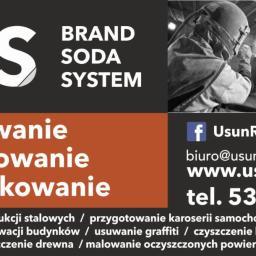 Brand Soda System - Piaskowanie Górowo Iławeckie