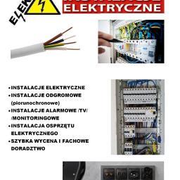 pm1instalacje - Usługi Elektryczne Oleśnica