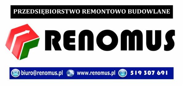 Przedsiębiorstwo Remontowo Budowlane RENOMUS - Elewacje i ocieplenia Łódź
