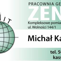 ZENIT Michał Kassner - Geodeta Zabrze