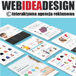 Web idea Design - Projektowanie logo Warszawa
