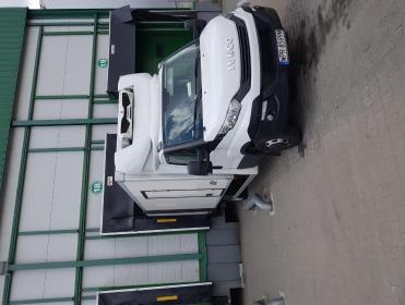 Lena-trans Maciej Jakubiuk - Transport busem Szamoty