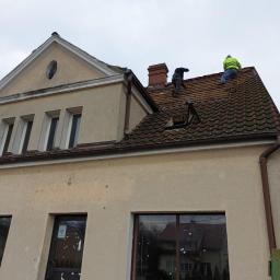 Dąbroszyn Dach