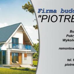 PIOTRBUD - Projekty domów Łagów