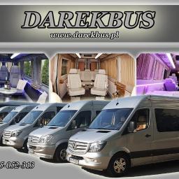 DAREKBUS - Przewozy Stanis艂awów