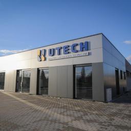 UTECH Maszyny i Urządzenia Techniczne Sp. z o.o. Sp.k. - Walce Opole