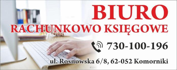BIURO RACHUNKOWE KATARZYNA KNOPP - Biuro Księgowe Kórnik
