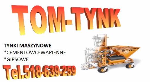 TOM-TYNK - Murarz Wierzbica