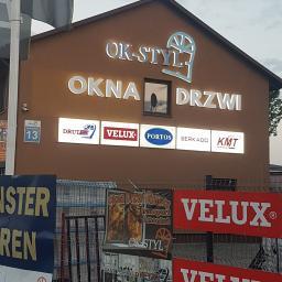 PHU OK -STYL MAREK MARKOWSKI - Drzwi Kostrzyn nad Odrą