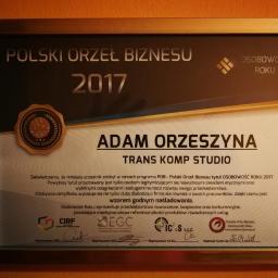 Adam Orzeszyna - Tłumacze Praszka