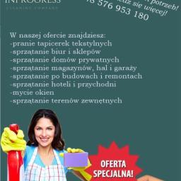 Inprogress cleaning company - Mycie okien Wrocław