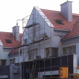 Inwestycja Wilanów-Dachówka orea 9 nat czerwień