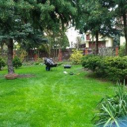 Projektowanie ogrodów Iwanowice Włościańskie 4
