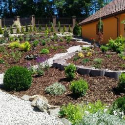 Projektowanie ogrodów Iwanowice Włościańskie 3