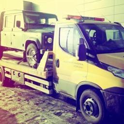 SebastianLawety - Transport Samochodów z Niemiec Mietków