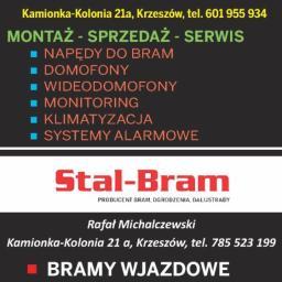 Stal-Bram - Siatka ogrodzeniowa Podolszynka ordynacka