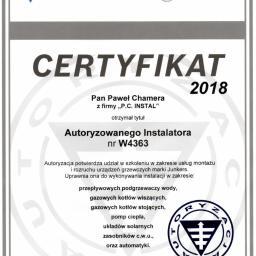 PC INSTAL - Instalacje grzewcze Gdynia