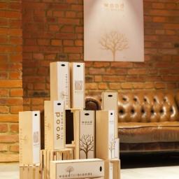Wood for Brands - Paczki na Mikołaja Stargard