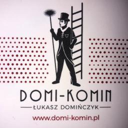 DOMI-KOMIN Usługi Kominiarskie Łukasz Domińczyk - Kominki Łódź
