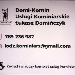 Kominiarz Łódź 5