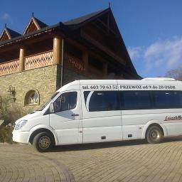 LeszekBus - Firma transportowa Bielsko-Biała