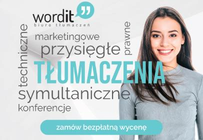 Wordit Sp. z o.o. - Tłumacze Kraków