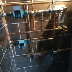 Usługi hydrauliczne - Instalacja Gazowa w Domu Konin