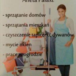Firma usługowa BŁYSK Aneta Pałasz - Sprzątanie Biur Niemodlin