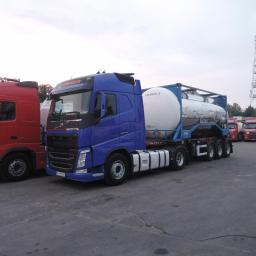 Kell sp.z o.o. sp.k. - Usługi Transportowe Wrocław