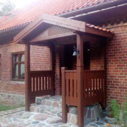 Cieśla z Mazur - Domy Drewniane Mrągowo