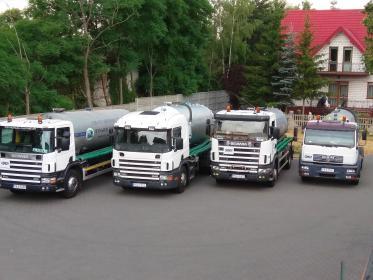 EKO-AD, Usługi asenizacyjne i wynajem kontenerów - Wywóz Gruzu Tymianek