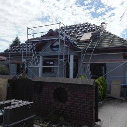 Wymiana dachu Paczków 35