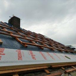 Wymiana dachu Paczków 37