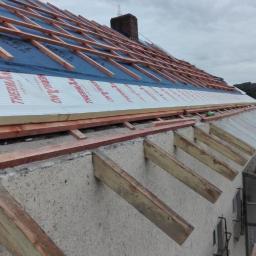 Wymiana dachu Paczków 4