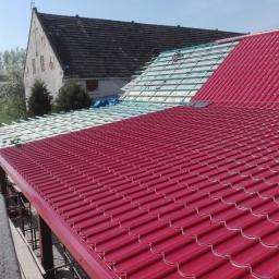 Wymiana dachu Paczków 22
