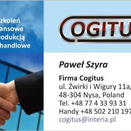 Cogitus - Biznes plan Nysa