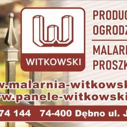 Producent Paneli Ogrodzeniowych , Bram i Furtek Witkowski - Ogrodzenia panelowe Dębno