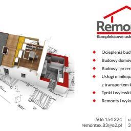 REMONTEX - Posadzki Radziszów