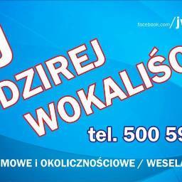 J.W.POWER Dj Wodzirej Wokaliści - Zespół muzyczny Mrągowo