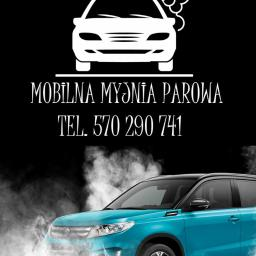 Mobilna Myjnia Parowa - Czyszczenie Podsufitki Krasnystaw