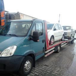 Piotr banaszczyk - Transport Samochodów Opoczno