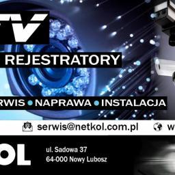 Netkol - Montaż anten Kościan