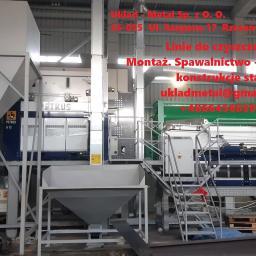 Układ - Metal Sp. z o.o. - Konstrukcje stalowe Rzeszów