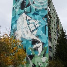Kolorart Dominik Rutkowski - Malowanie elewacji Będzin