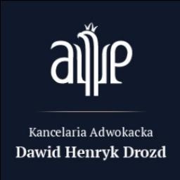 Kancelaria Adwokacka Dawid Henryk Drozd - Obsługa Prawna Szczecin