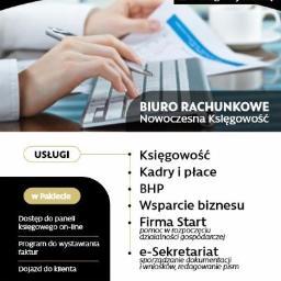EasyBiznes Nowoczesna Księgowość Natalia Gasiecka - Biznes plany, usługi finansowe Strumiany